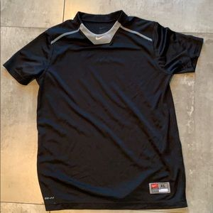 Boys Nike's Dri-fit shirt